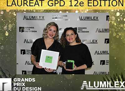 Publications Janvier 2019 - Lauréat Grand Prix du Design 12e éditions 2019