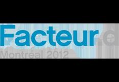 Facteur D Montréal 2012
