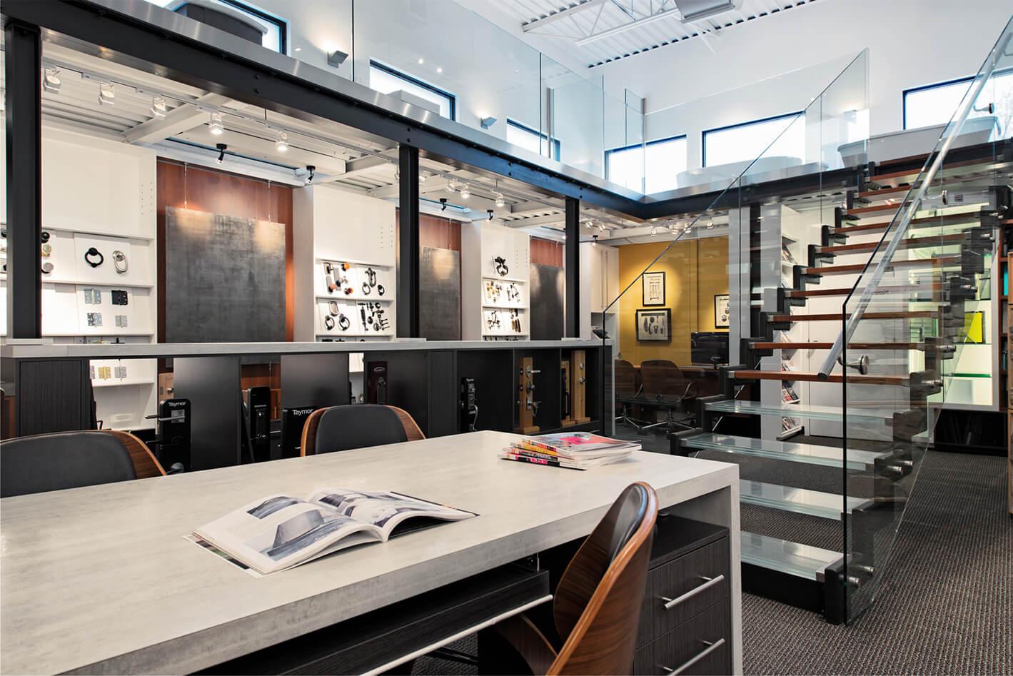 Realisation Commercial project, interior designer